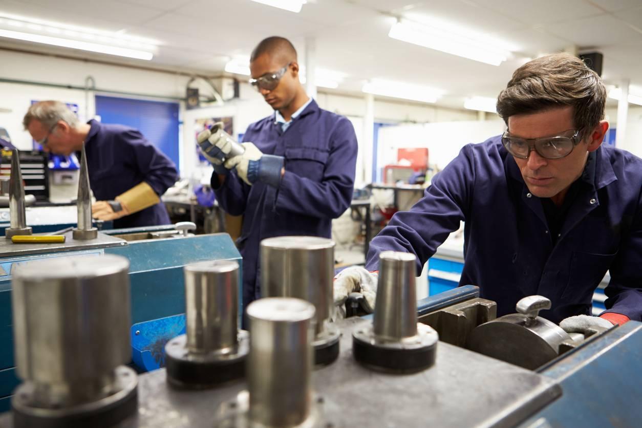 mécanique de précision industrie techniques